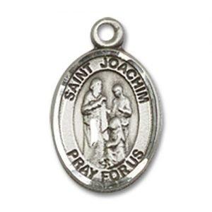 St. Joachim Charm - Sterling Silver (#85363)