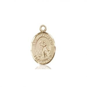 St. Joan of Arc Charm - 84617 Saint Medal