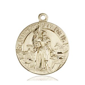 St. Joan of Arc Medal - 81590 Saint Medal