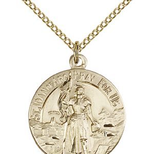St. Joan of Arc Medal - 81589 Saint Medal