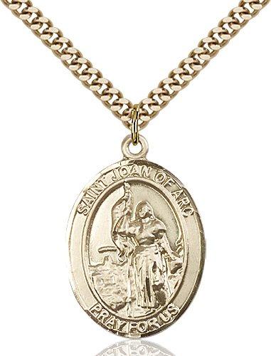 St. Joan of Arc Medal - 82059 Saint Medal