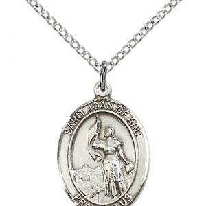 St. Joan of Arc Medal - 85618 Saint Medal