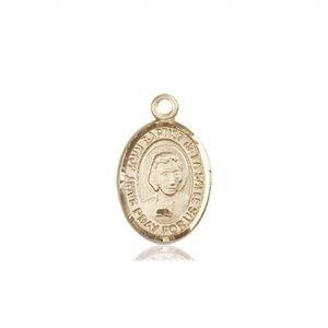 St. John Baptist De La Salle Charm - 85147 Saint Medal