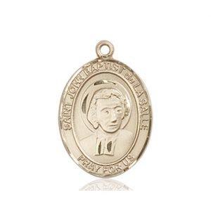 St. John Baptist De La Salle Medal - 83959 Saint Medal