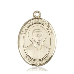 St. John Berchmans Medal - 82863 Saint Medal