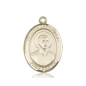 St. John Berchmans Medal - 84235 Saint Medal