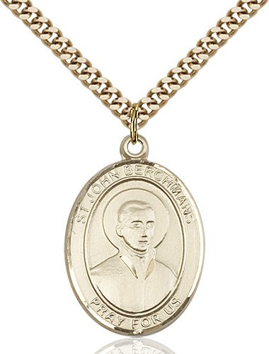 St. John Berchmans Medal - 82862 Saint Medal
