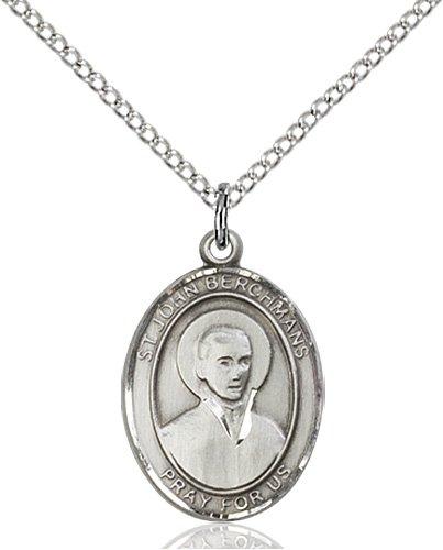 St. John Berchmans Medal - 84236 Saint Medal