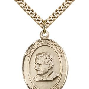 St. John Bosco Medal - 82065 Saint Medal