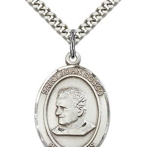St. John Bosco Medal - 82067 Saint Medal