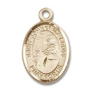 St. John of the Cross Charm - 14 Karat Gold Filled (#85081)