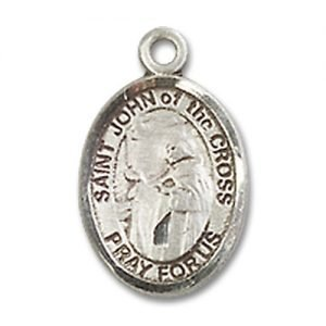 St. John of the Cross Charm - Sterling Silver (#85083)
