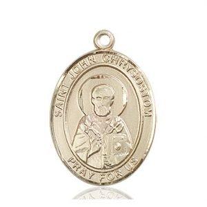 St. John Chrysostom Medal - 82827 Saint Medal