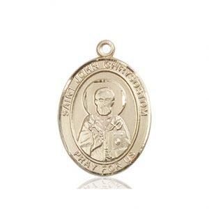 St. John Chrysostom Medal - 84199 Saint Medal