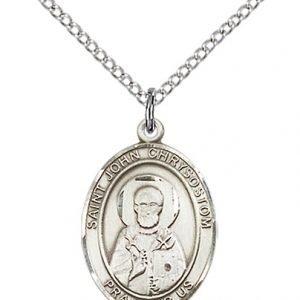 St. John Chrysostom Medal - 84200 Saint Medal