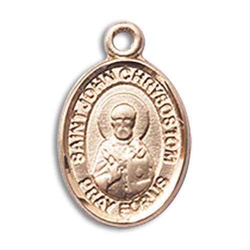 St. John Licci Charm - 14 Karat Gold Filled  (#85388)