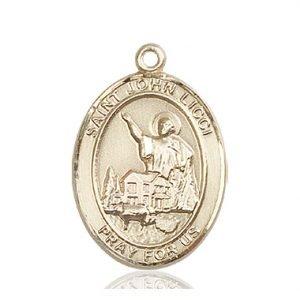 St. John Licci Medal - 82830 Saint Medal
