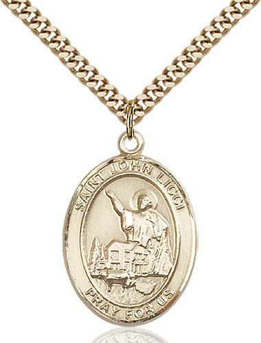 St. John Licci Medal - 82829 Saint Medal