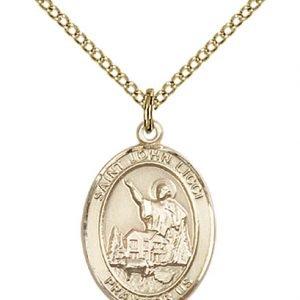 St. John Licci Medal - 84201 Saint Medal