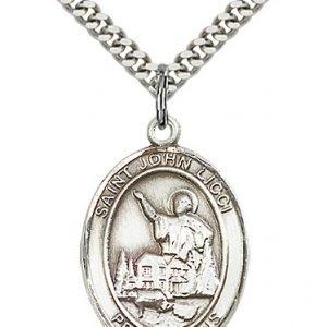 St. John Licci Medal - 82831 Saint Medal
