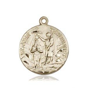St. John the Baptist Medal - 81802 Saint Medal