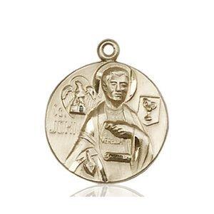 St. John the Evangelist Medal - 81808 Saint Medal