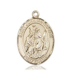 St. John the Baptist Medal - 82063 Saint Medal