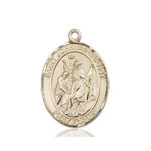 St. John the Baptist Medal - 83429 Saint Medal