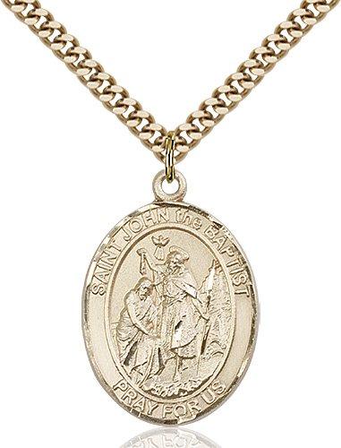 St. John the Baptist Medal - 82062 Saint Medal
