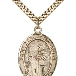 St. John of the Cross Medal - 82520 Saint Medal