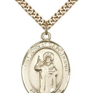 St. John of Capistrano Medal - 82808 Saint Medal