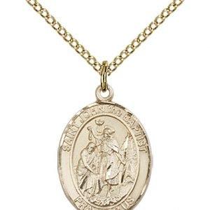 St. John the Baptist Medal - 83428 Saint Medal