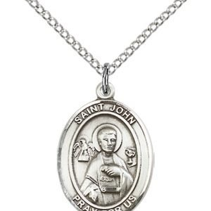 St. John the Apostle Medal - 83436 Saint Medal