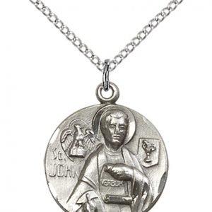 St. John the Evangelist Medal - 81809 Saint Medal