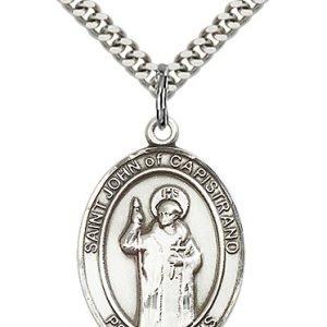 St. John of Capistrano Medal - 82810 Saint Medal
