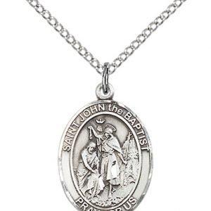 St. John the Baptist Medal - 83430 Saint Medal
