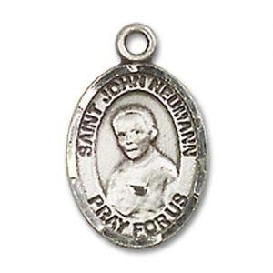 St. John Neumann Charm - Sterling Silver (#M0036)