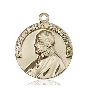 St. John Neumann Medal - 81805 Saint Medal