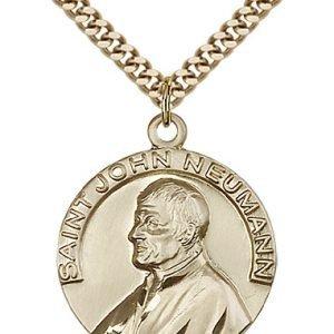 St. John Neumann Medal - 81804 Saint Medal