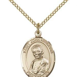 St. John Neumann Medal - 83832 Saint Medal