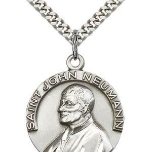 St. John Neumann Medal - 81806 Saint Medal