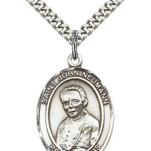 St. John Neumann Medal - 82462 Saint Medal