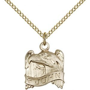 St. John Pendant - 83226 Saint Medal