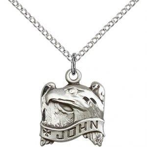 St. John Pendant - 83228 Saint Medal