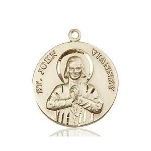 St. John Vianney Medal - 81728 Saint Medal