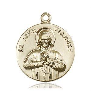 St. John Vianney Medal - 81731 Saint Medal