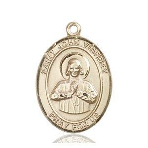 St. John Vianney Medal - 82638 Saint Medal