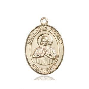 St. John Vianney Medal - 84010 Saint Medal