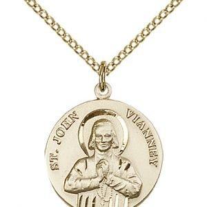 St. John Vianney Medal - 81727 Saint Medal