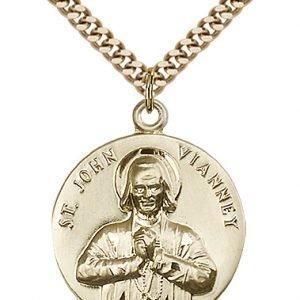 St. John Vianney Medal - 81730 Saint Medal